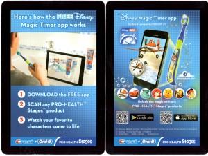 Get The Disney Magic Timer App